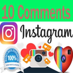 Buy-10-Instagram-Comments