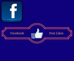 Buy 2000 Facebook Post Likes