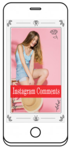 Buy 5 Instagram Comments $1