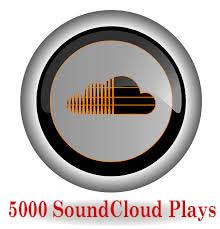 Buy 5000 SoundCloud Plays