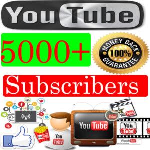 Buy-5000-youtube-Subscribers