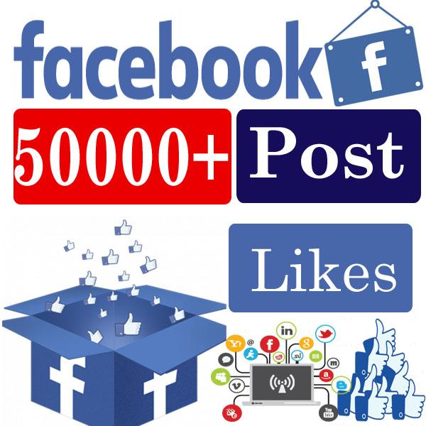 Buy-50000-facebook-post-likes