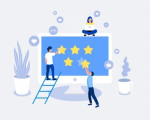 Buy Facebook 4 Star Ratings