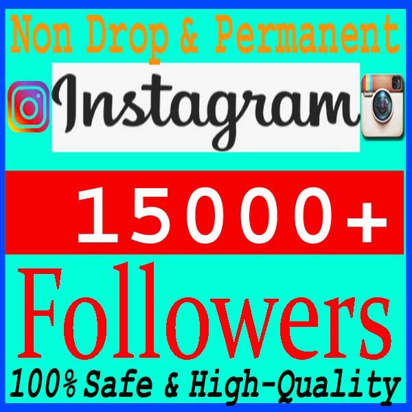 Buy 15k Instagram Followers