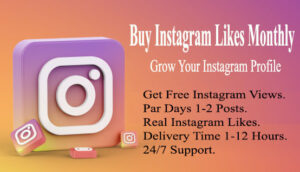 Buy Instagram Likes Monthly Packages