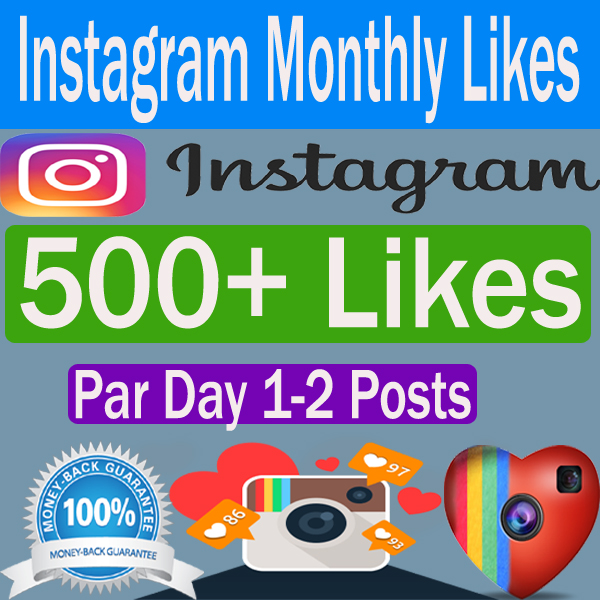 Buy-Instagram-Monthly-Likes