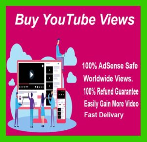 Buy Organic YouTube Views