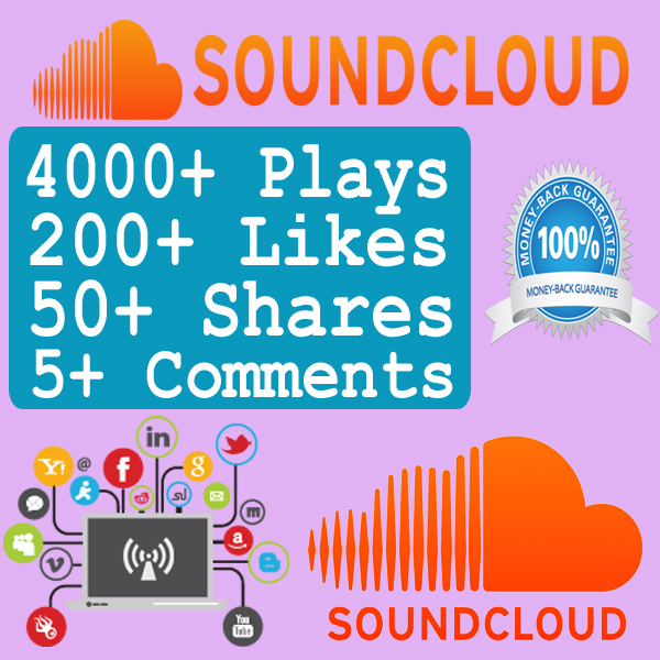 Buy-Soundcloud-Packages