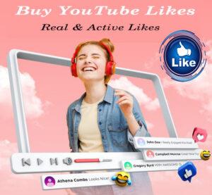 Buy YouTube Real Likes