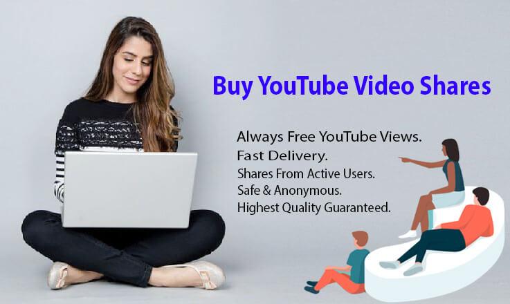 Buy YouTube Share