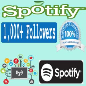 buy-1000-spotify-Followers