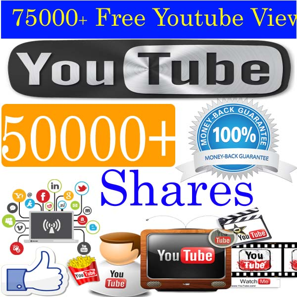 Buy YouTube Views and Shares