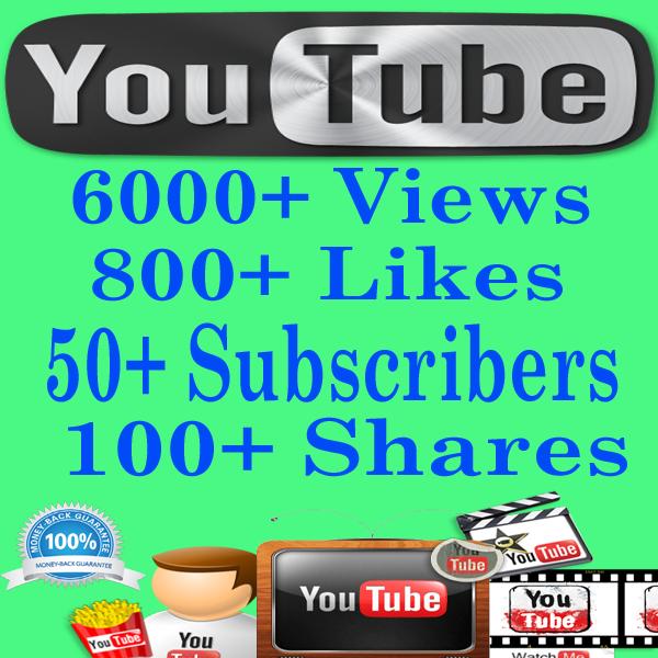 Buy YouTube Package