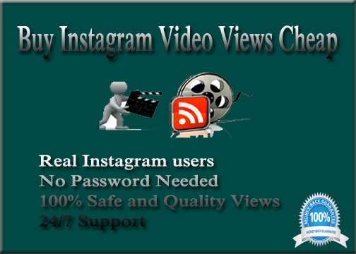 How To Buy Instagram Video Views Cheap